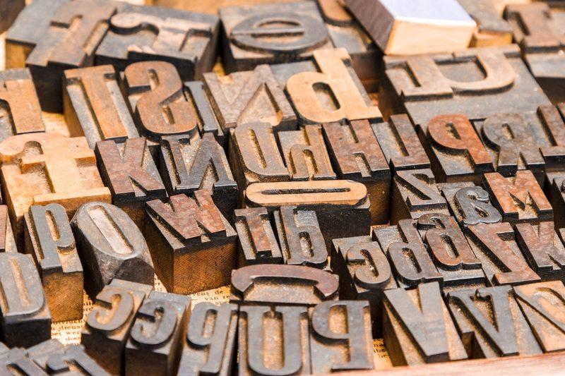 Tipografie online, come funzionano e quali servizi offrono