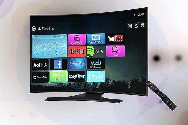 Come scegliere un televisore curvo