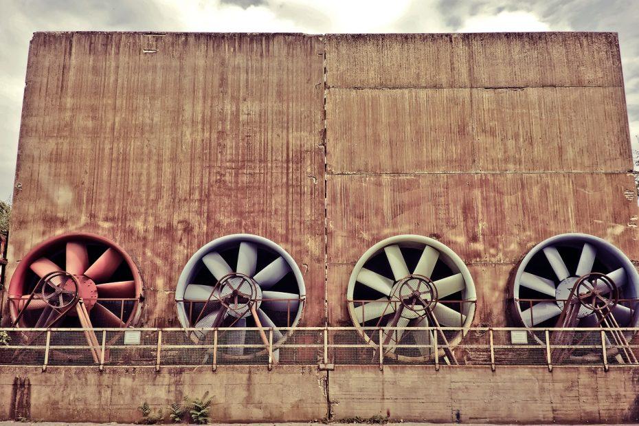 Ventilatore centrifugo: cos'è, a cosa serve e come funziona